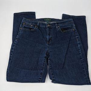 LRL Lauren Ralph Lauren 12 Jeans Classic Straight